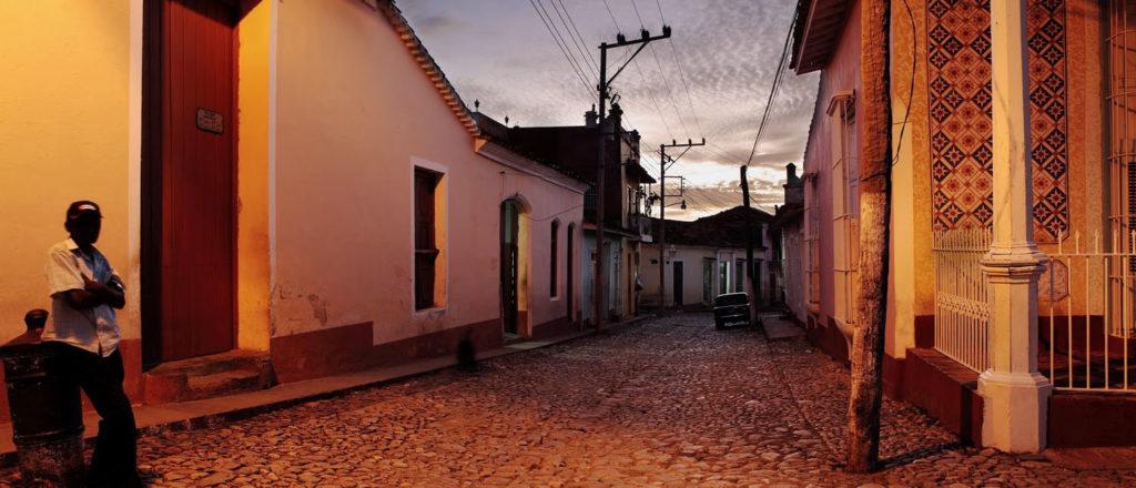 Cuba, cestopis a video