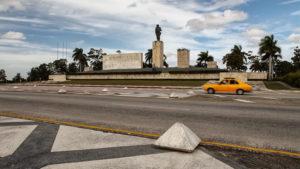 Mauzoleum Che Guevary ve městě Trinidad