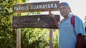 Migel, průvodce parkem Guanayara