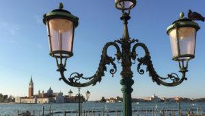 Ranní Benátky jsou překrásné!
