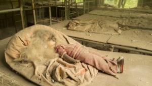 V mateřské školce v Černobylu