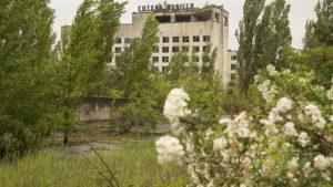 Hotel Polisja v Pripjati