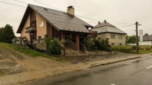 Hotýlku na konci Slovenska v obci Ubla