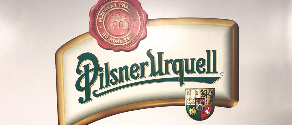 Prohlídka pivovaru v Plzni, cestopis