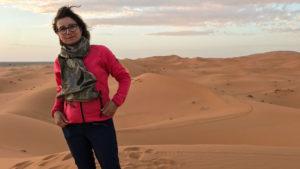 Lenka v dunách