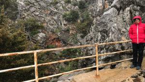 U propasti Grotte Friouato