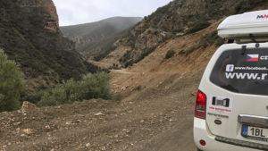 V pohoří Ríf