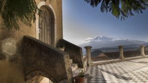 Etna z Taorminy