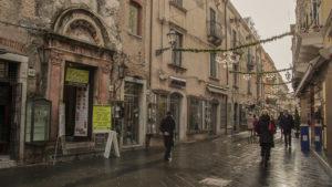 V ulicích Taorminy