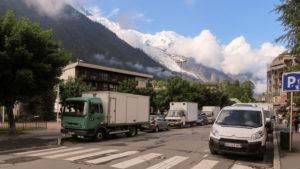 V Chamonix-Mont Blanc