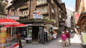 V Zermattu