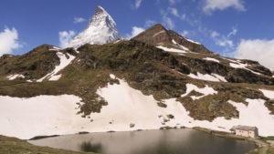 Fotogenický Matterhorn