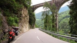 Krásná krajina švýcarského národního parku Binntal