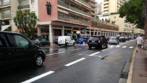 Cílová rovinka v Monacu