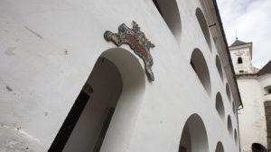 Na hradě v Mukačevu