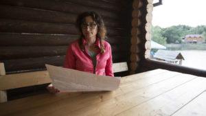V restauraci kempu Turjanský dvůr
