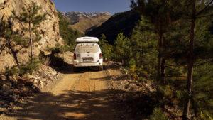 Cesta ke gulagu Qafe Bari