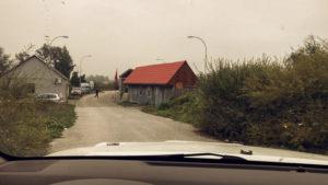 Hraniční přechod mezi Černou Horou a Albánií, Vermos - Guci