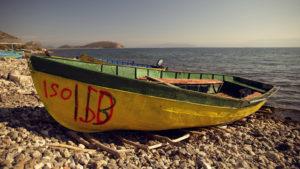 Cestou okolo Ochridského jezera