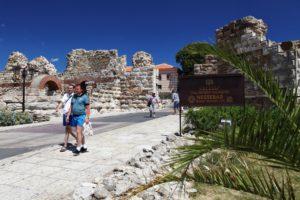 Staré město Nessebar je na seznamu UNESCO