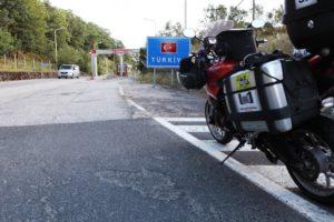 Na hraničním přechodu do Turecka, Malko Tarnovo