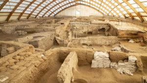 Vykopávky prvního velkoměsta na planetě v Catalhöyük