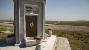 Takovýchto a jiných studní je okolo cest k vidění hodně. Turecko netrpí nedostatkem spodní vody. Několikrát jsem se ptal, jestli je tato voda pitná a odpovědi byly 50:50