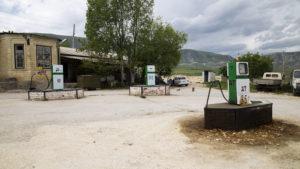 Pomalu jsem vjížděl do Dagestánských hor.