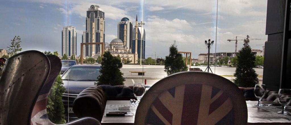 Dagestán a Čečensko